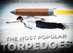 Most Popular Torpedo Cigars