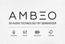 Shape the Future of Audio: Sennheiser Presents AMBEO 3D Audio Technology at CES