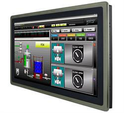 "24"" Full HD 1080p Modular Panel PC and HMI Systems"