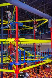 The Sky Trail ropes course coming to iPlay America