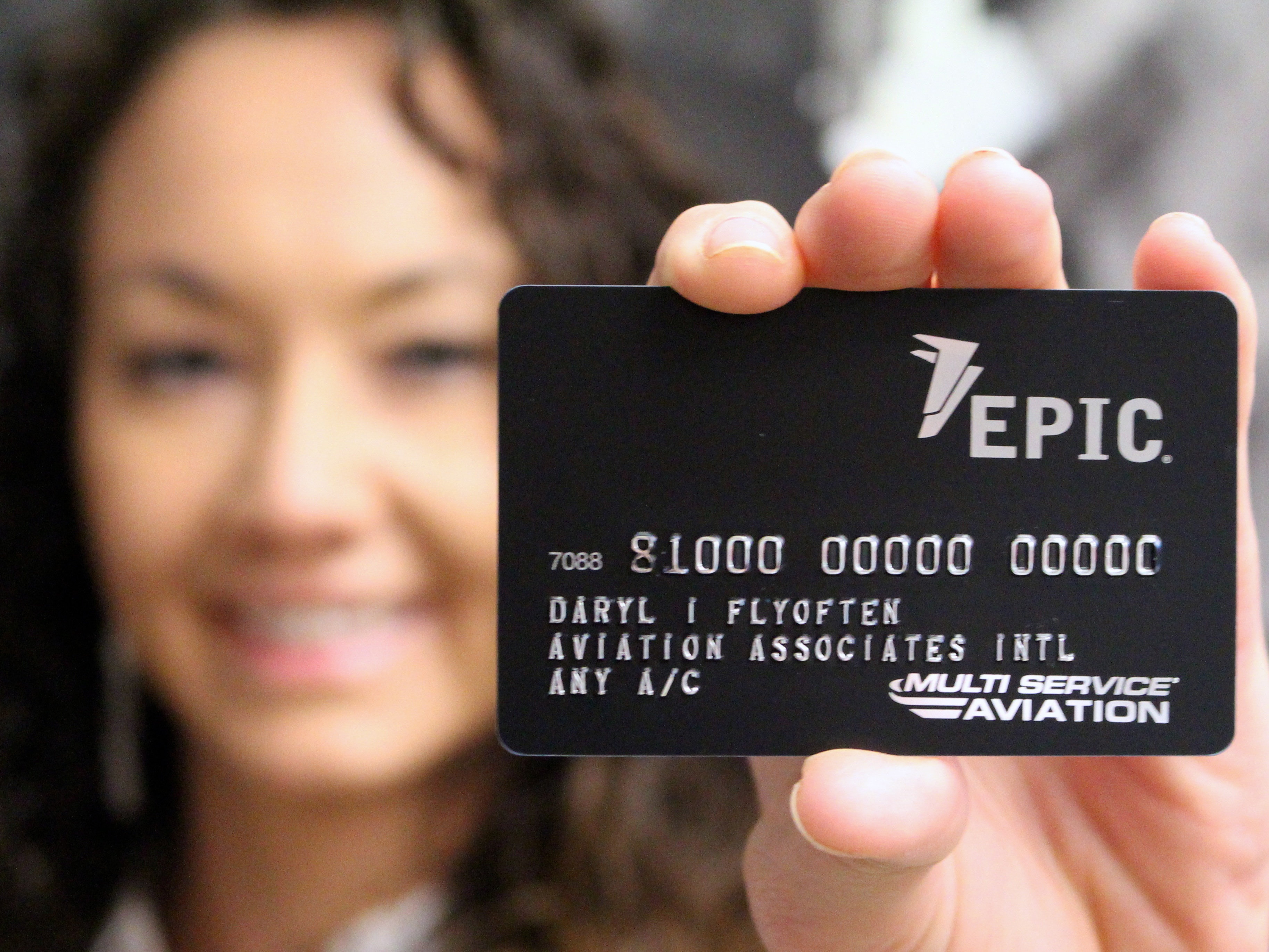 Tiffin Aviation Services Now Accepting the EPIC Card