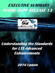 Inside 3GPP Release 13