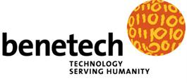 Benetech logo - technology serving humanity