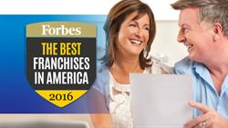 BrightStar Care franchise name one of Forbes Best Franchises in America 2016
