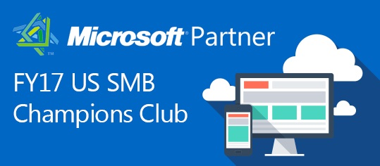Microsoft US SMB Champion