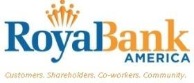 Royal Bancshares of Pennsylvania, Inc.