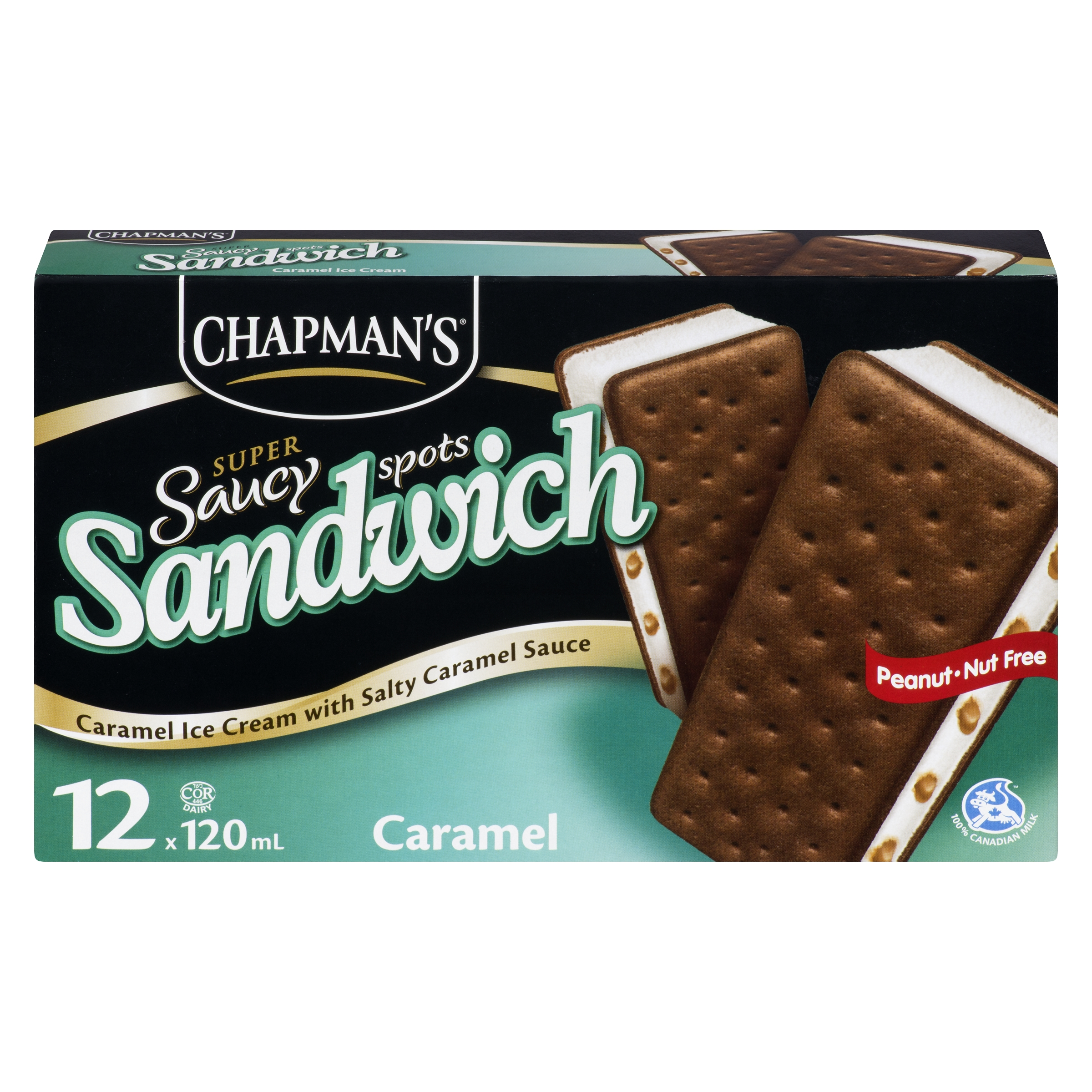 chapmans ice cream Proudly canadian po box 379, 100 chapman's crescent markdale, ontario canada n0c 1h0 phone: (519) 986-3131 toll free: (800) 265-9110 fax: (519) 986-4280.