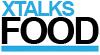 Xtalks Food logo