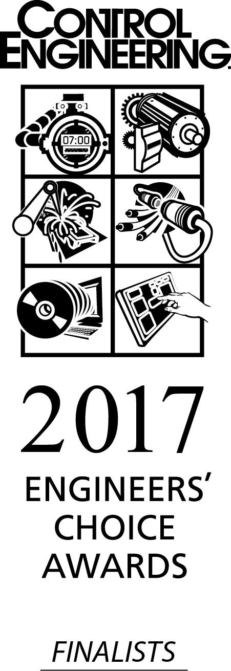 Control Engineering 2017 Engineers' Choice Award