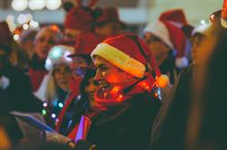 Carolling for a Cause: Yule Duel.