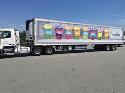 Cumberland Farms Truck