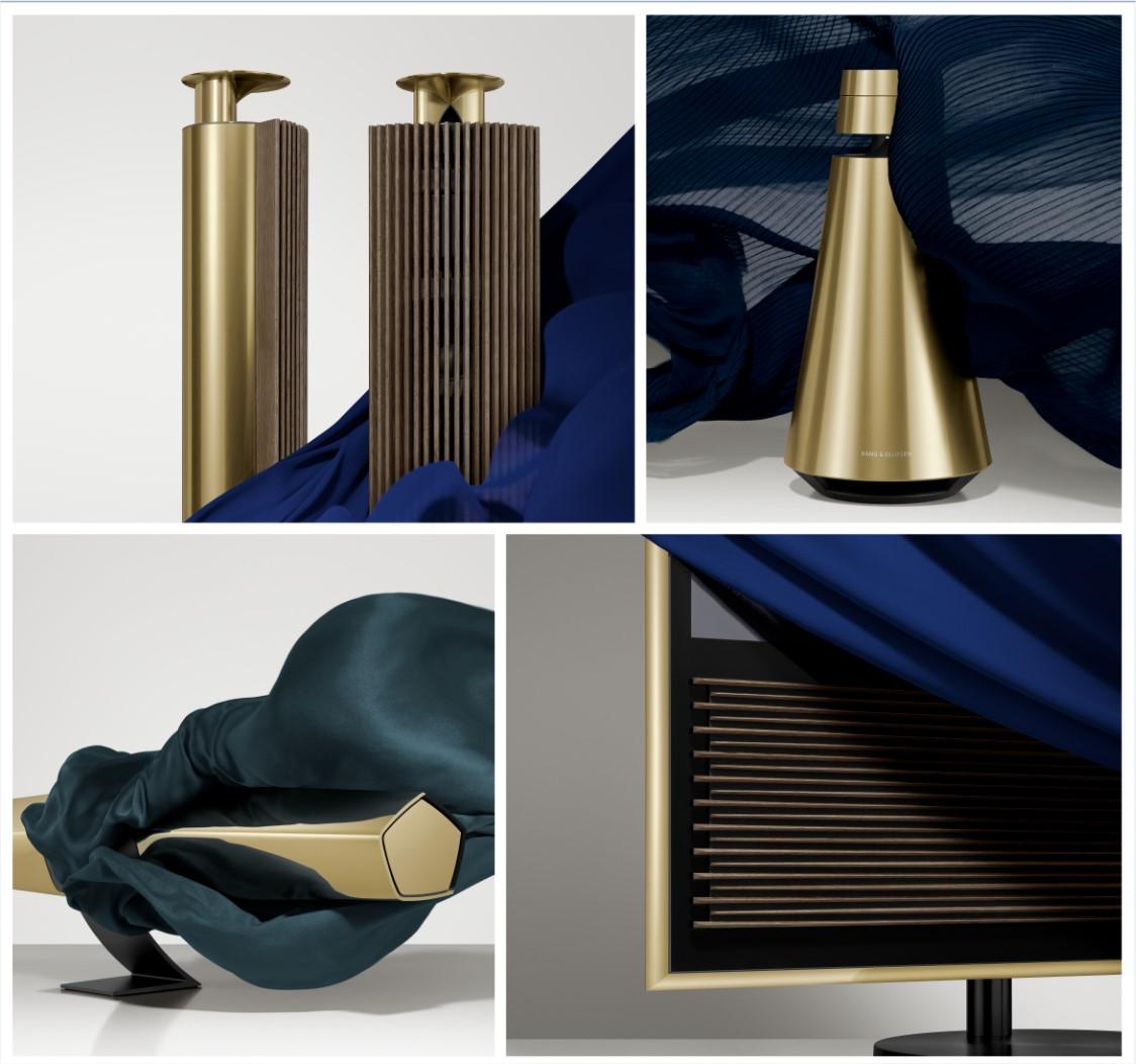 bang olufsen cool modern collection