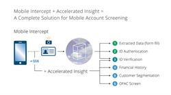 Real-time document authentication for mobile account opening