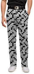 Golfword Puzzle Men's Pant