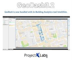 Location Intelligence - In-Building Analytics IntelliSite now included