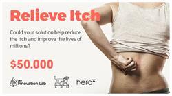 "LEO Innovation Lab ""Relieve Itch"" HeroX Challenge"