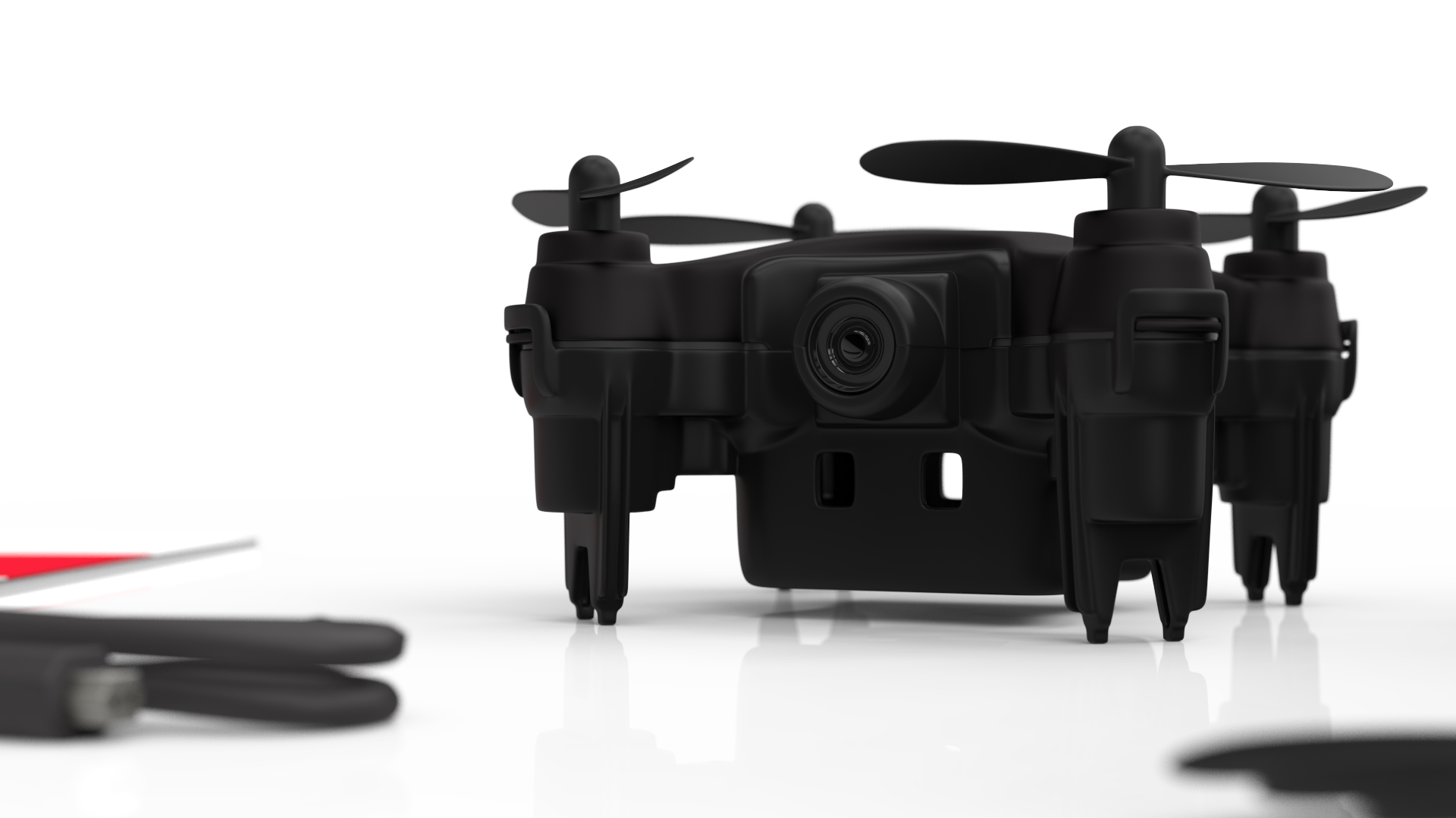 JETJAT ULTRA Micro Streaming Drone Named Finalist For 2017 Toy Of