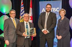 2016 ASTTBC TechGREEN Award