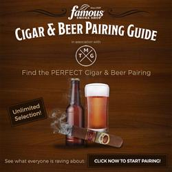 Cigar and Beer Pairing