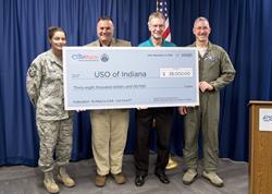 WaterFurnace USO Donation