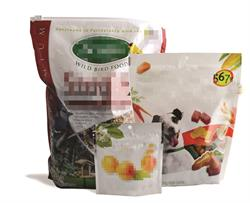 plastic flexible pouch packaging