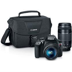 Canon EOS Rebel T6 DSLR Camera kit with Lenses