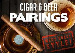 2016 CA Report: West Coast Beer & Cigar Pairings