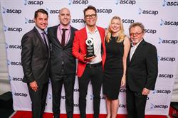 Radio's Bobby Bones receives ASCAP Partners in Music Award