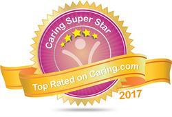 caring super star 2017