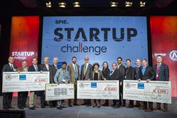 SPIE Startup Challenge 2016 winners and judges