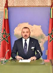 On November 6, 2016, Morocco's King Mohammed VI delivered his annual speech marking the anniversary of the Green March from Dakar, Senegal.