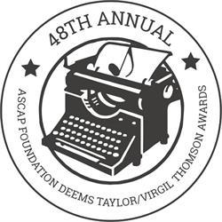 Deems  Taylor/ Virgil Thomson Awards