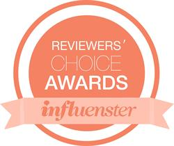 Influenster Reviewers' Choice Awards Logo