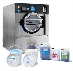 Near-waterless Laundry from Xeros