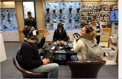 B&H Photo Virtual Reality Section
