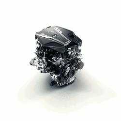 INFINITI 3.0-liter twin-turbo V6