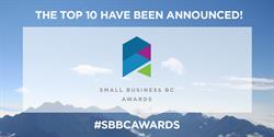 This year's Small Business BC Awards competition was a record-breaking year, with 699 nominations from 72 communities across the province. Here are the Top 10 Semi-Finalists in each category: www.sbbcawards.ca/top10s.