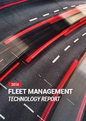 2016 Fleet Management Technology Report