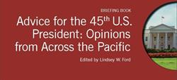 Advice for the 45th U.S. President: Opinions from Across the Pacific