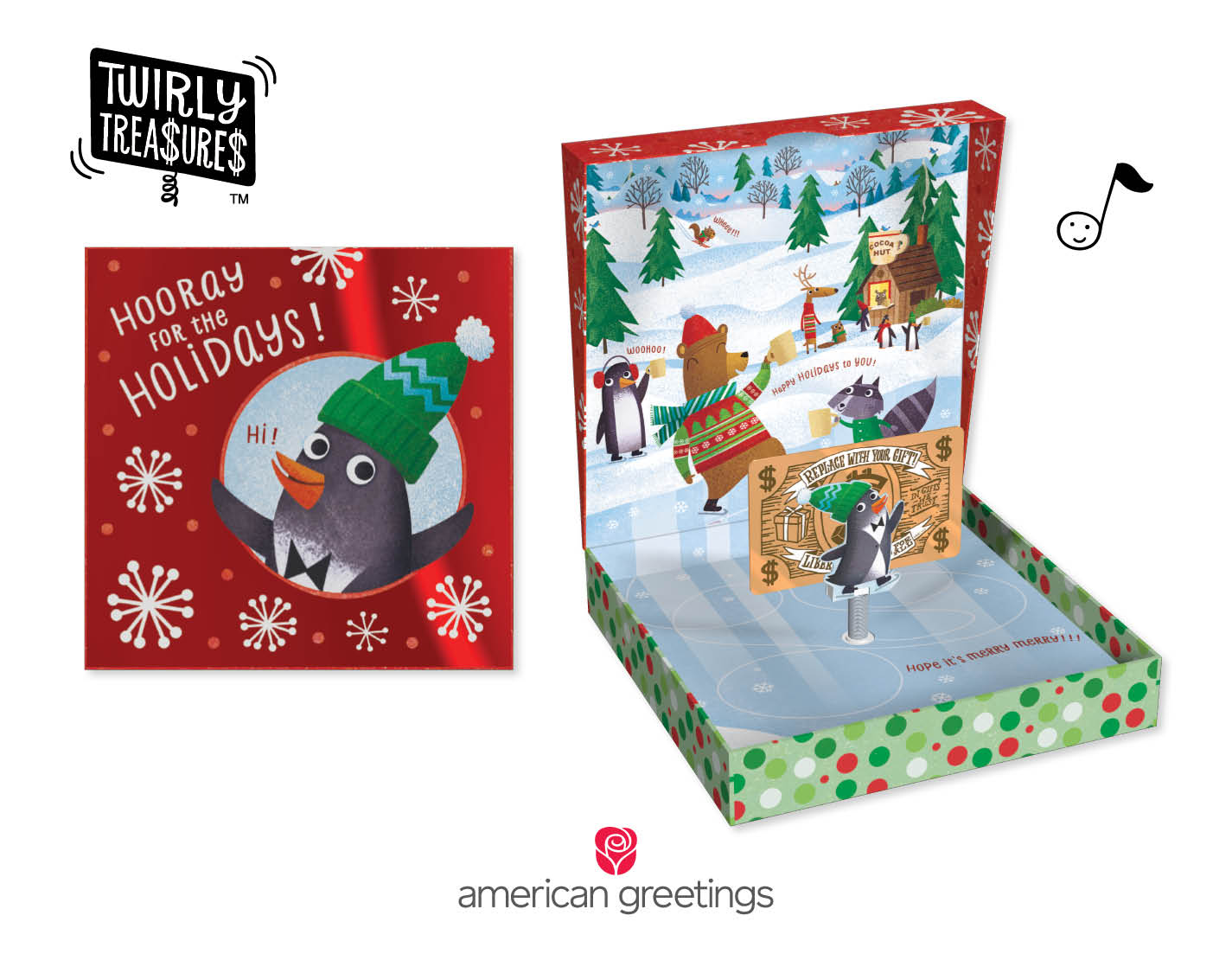 Make The Most Wanted Gift Even Better With New Gift Card Holder