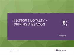 In-store Loyalty ~ Shining a Beacon