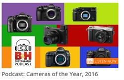 B&H Podcast Cameras of the Year