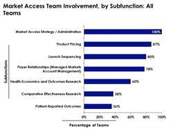 Responsibilities of Market Access Teams