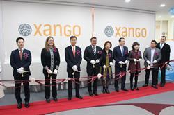 XANGO South Korea Aaron Garrity