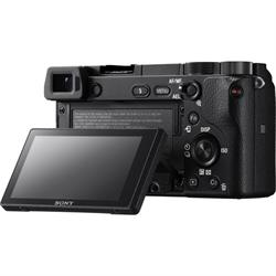 Sony a6300 LCD Back