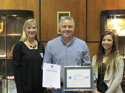 Sammons Financial Group Manager Receives Patriot Award