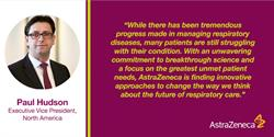 Leading the Way in Respiratory Medicine: Paul Hudson, President, AstraZeneca US and Executive Vice
