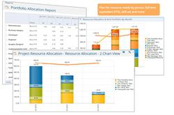 project and portfolio reports