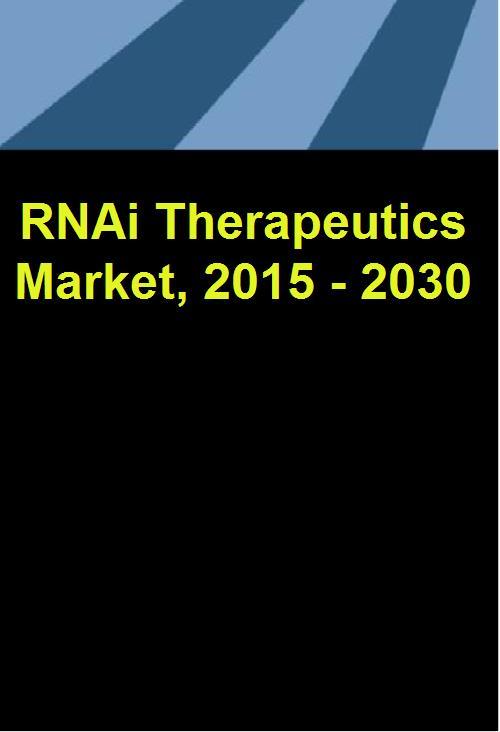 Global Rnai Therapeutics Market Report 2015 2030