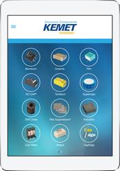 KEMET Electronic Components App for Android